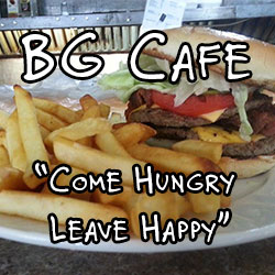 Come Hungry, Leave Happy!