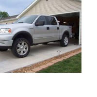 2005 Ford F-150 FX4 XLT